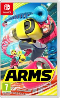 Arms (für Nintendo Switch)