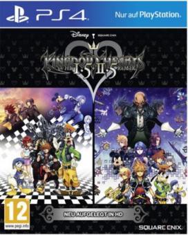 Kingdom Hearts HD 1.5 & 2.5