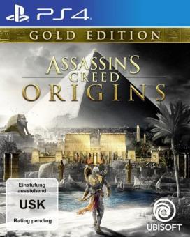 Assassins Creed: Origins - Gold Edition