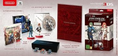 Fire Emblem Echoes: Shadows of Valentina - Limited Edition