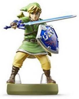 Amiibo Figur - Link Skyward Sword *