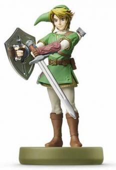 Amiibo Figur - Link Twilight Princess *