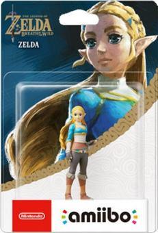 Amiibo Figur - Zelda Zelda *