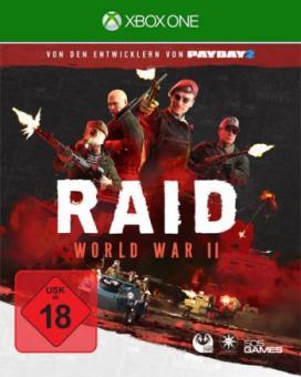 Raid World War II (Raid WWII)