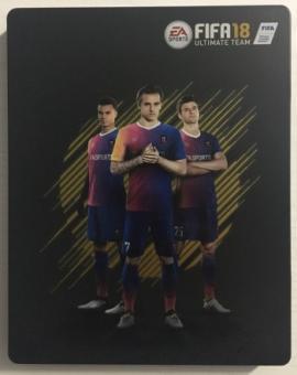 FIFA 18 - Steelbook (ohne Spiel) *