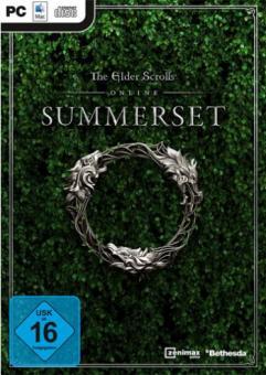 The Elder Scrolls Online: Summerset - DayOne-Edition