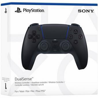 PS5 Controller DualSense 5 - Midnight Black