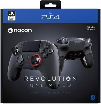 PlayStation Controller Nacon Revolution Unlimited