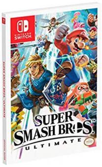 Super Smash Bros. Ultimate - Lösungsbuch (deutsch)