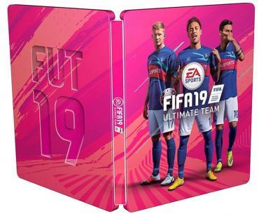 FIFA 19 Steelbook (ohne Spiel)