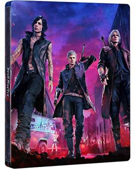 Devil May Cry 5 Steelbook (ohne Spiel)
