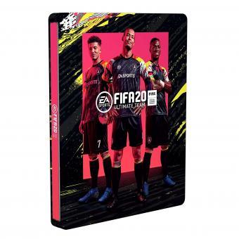 FIFA 20 - Steelbook (ohne Spiel)