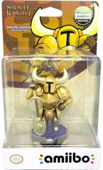 Amiibo Shovel Knight (Gold)