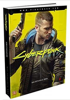 Cyberpunk 2077 Lösungsbuch (broschierte Ausgabe)
