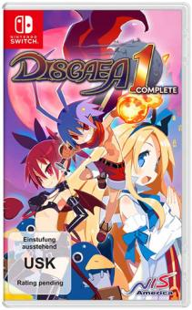 Disgaea 1 - Complete Edition