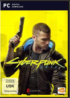 Cyberpunk 2077 - DayOne Edition (PC-Download)