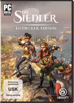 Die Siedler - Entdecker Edition