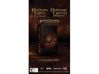 Baldurs Gate 1 + 2 - Enhanced Collectors Edition