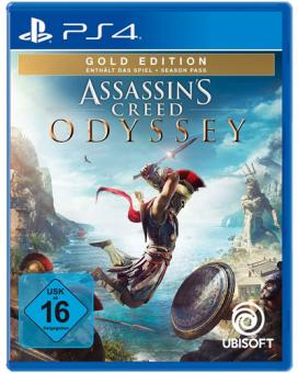 Assassins Creed Odyssey - Gold Edition inkl. PreOrder