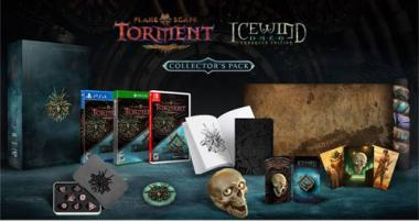 Planescape Torment + Icewind Dale - Enhanced Collectors Edition