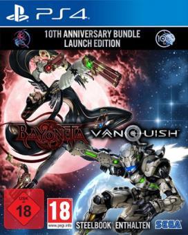Bayonetta u. Vanquish 10th Anniversary Limited Edition