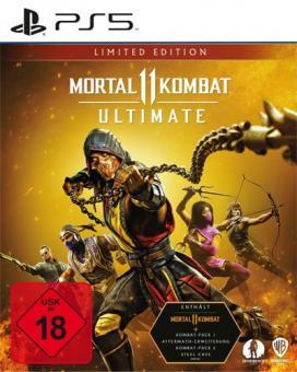 Mortal Kombat 11 Ultimate - Limited Edition