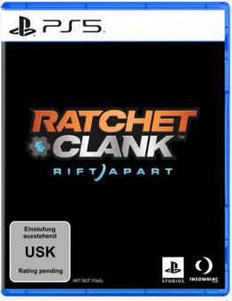 Ratchet und Clank: Rift Apart