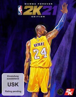 NBA 2K21 - Mamba Edition