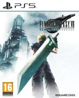 Final Fantasy VII (7) Remake Intergrade