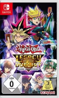Yu-Gi-Oh! Legacy of the Duelist NX