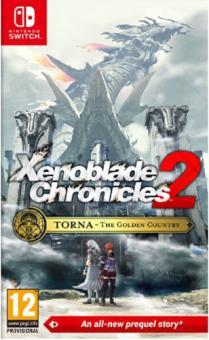 Xenoblade Chronicles 2 Torna - Goldene Land (AddOn)