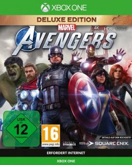 Marvel Avengers - Deluxe Edition