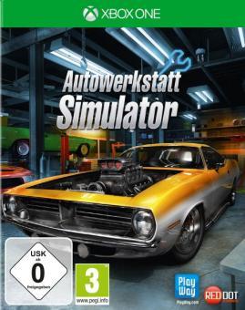 Auto-Werkstatt Simulator